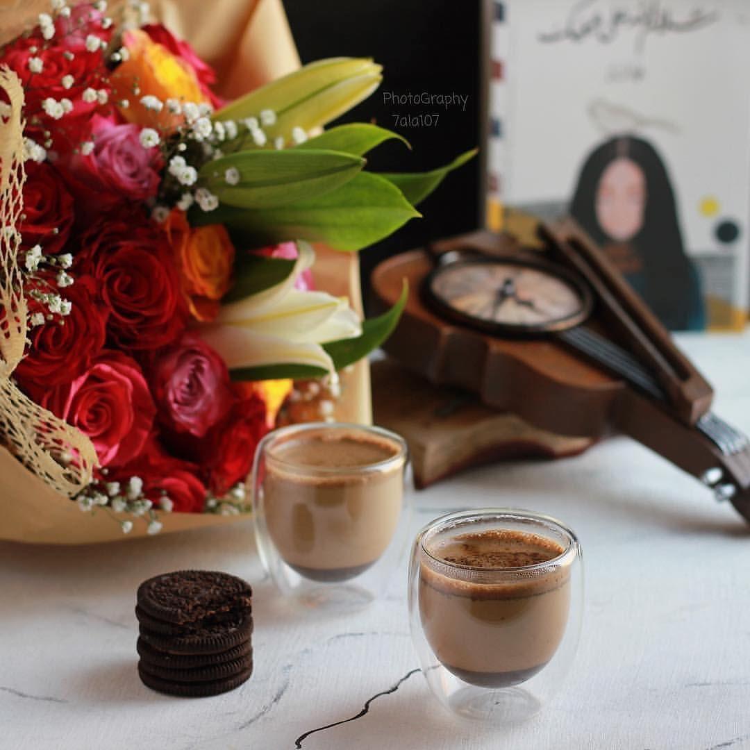 وقلبك موطن الأزهار وأنا اللي يعشق الأزهارㅤ ㅤ ㅤ By 7ala107 ㅤ Chosen By Rawasi ㅤ التقييم مـن 5 ㅤㅤㅤㅤ تـاقـزات ل Coffee Love Sweet Bakery Coffee Time