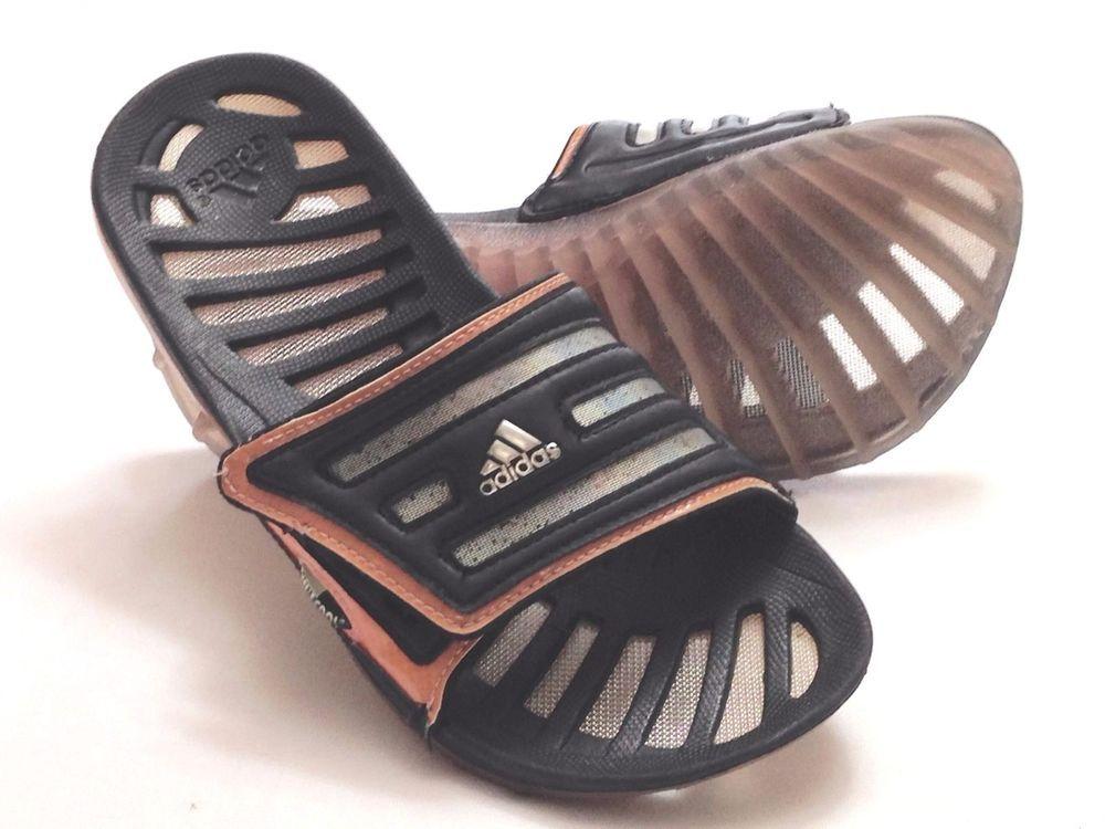 Adidas ClimaCool Slides Sandals Shoes Mesh Women's Sz 7