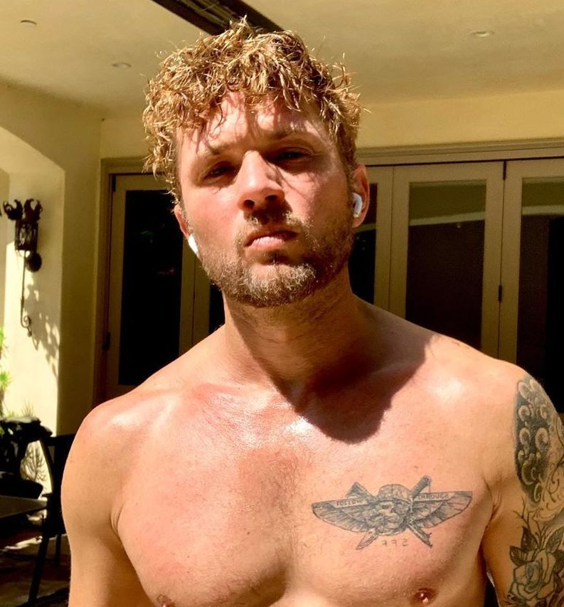Ex ryan phillippe Who Is