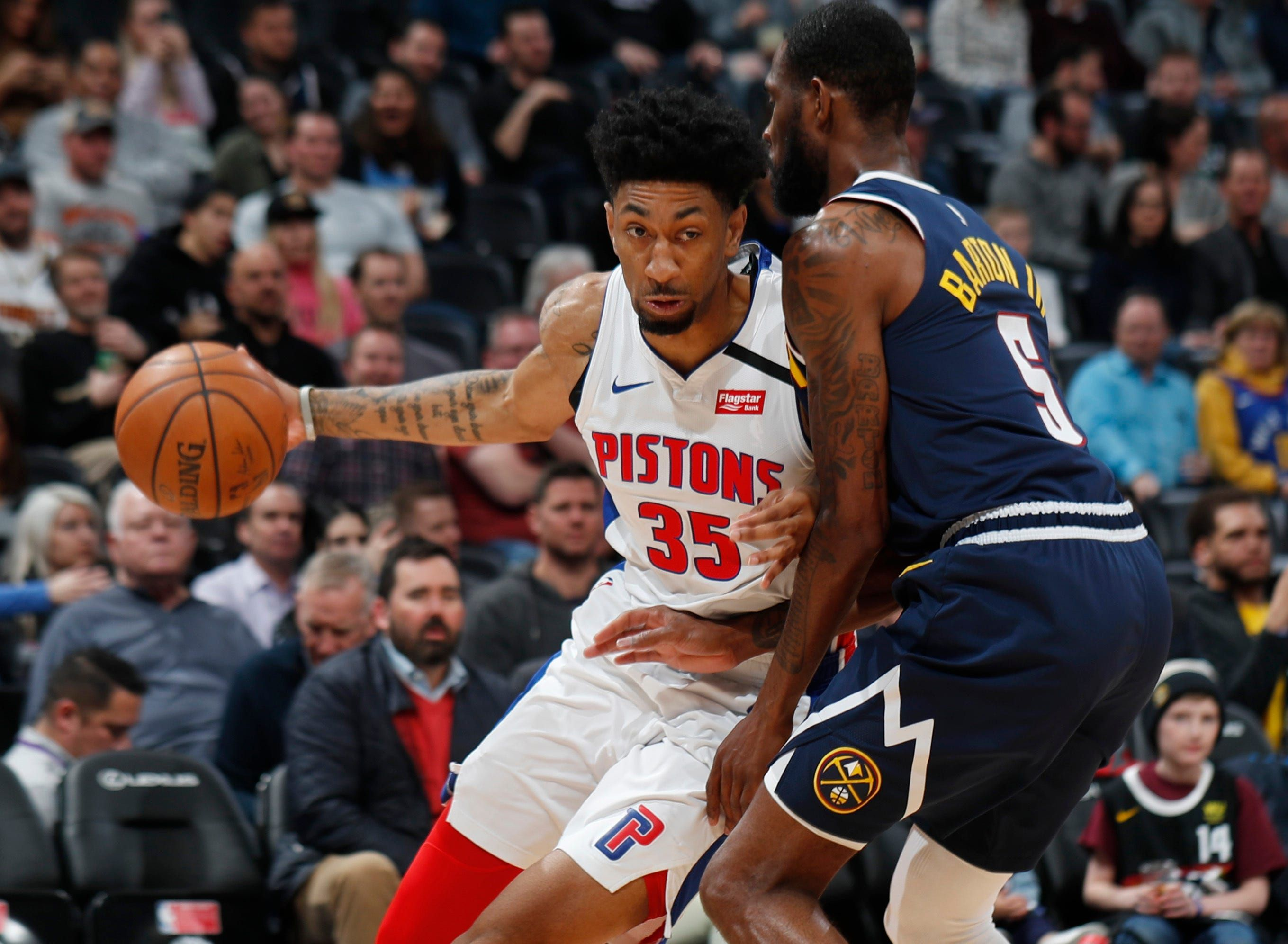 Detroit Pistons 2019 20 Season Report Card Exemplifies Uneven Losing Season In 2020 Detroit Pistons Michigan Sports Pistons