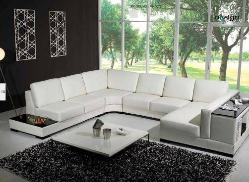 canap en u salon pinterest canap s canap arrondi et grand canap. Black Bedroom Furniture Sets. Home Design Ideas
