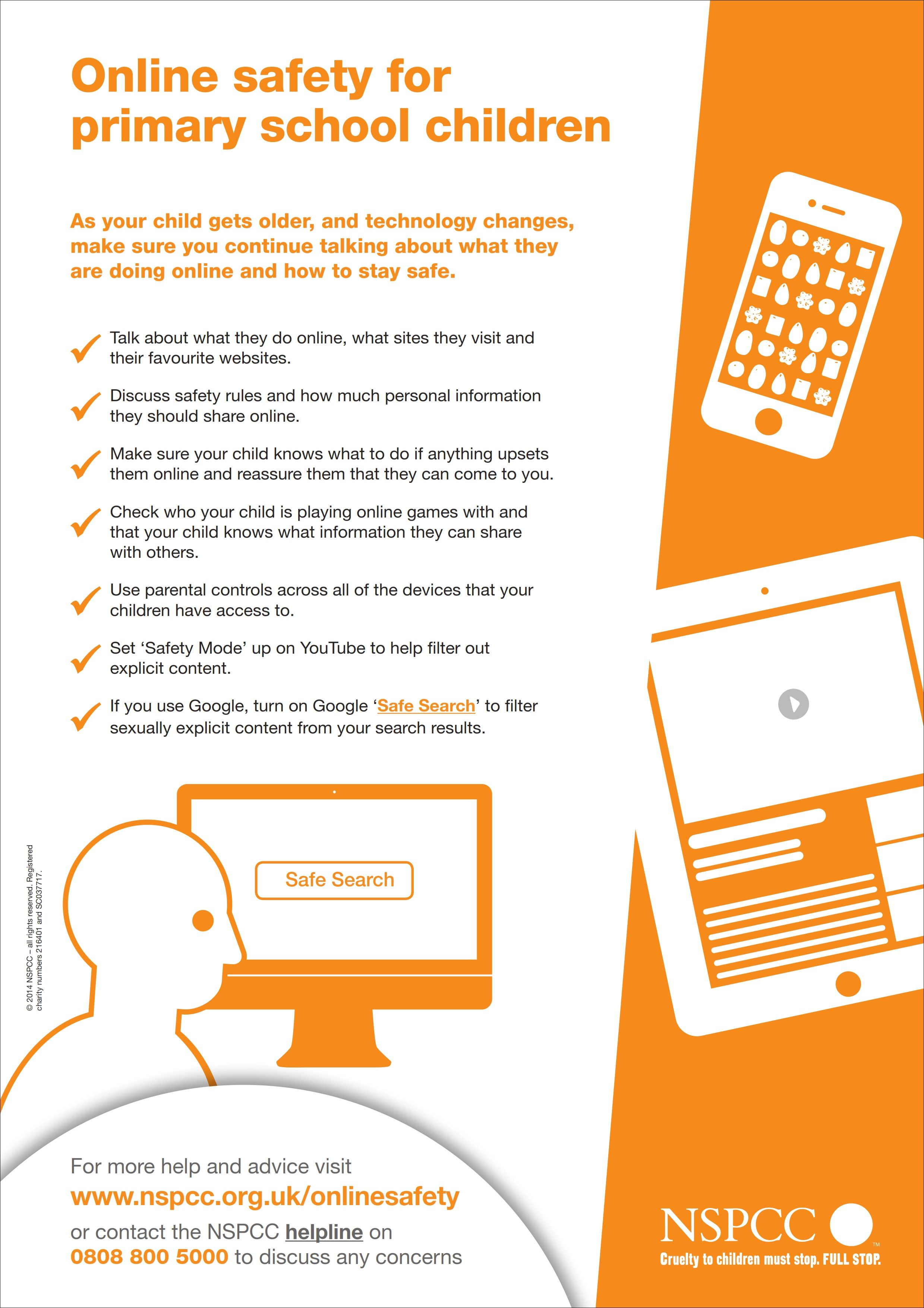 Online Safety Primary