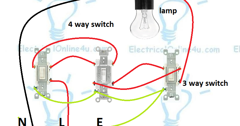 How To Wire A 4