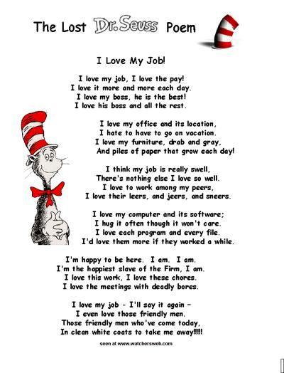 Dr Seuss Love Poems 6