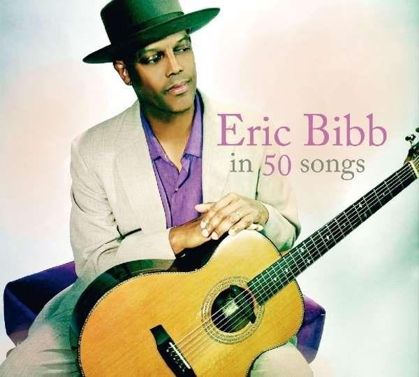 Eric Bibb: Eric Bibb in 50 Songs, 3 CDs - W.B.
