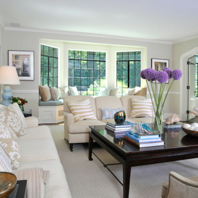 13 Simple Home Staging Tips Every Seller Should Know Living Room Windows Family Living Rooms Large Living Room