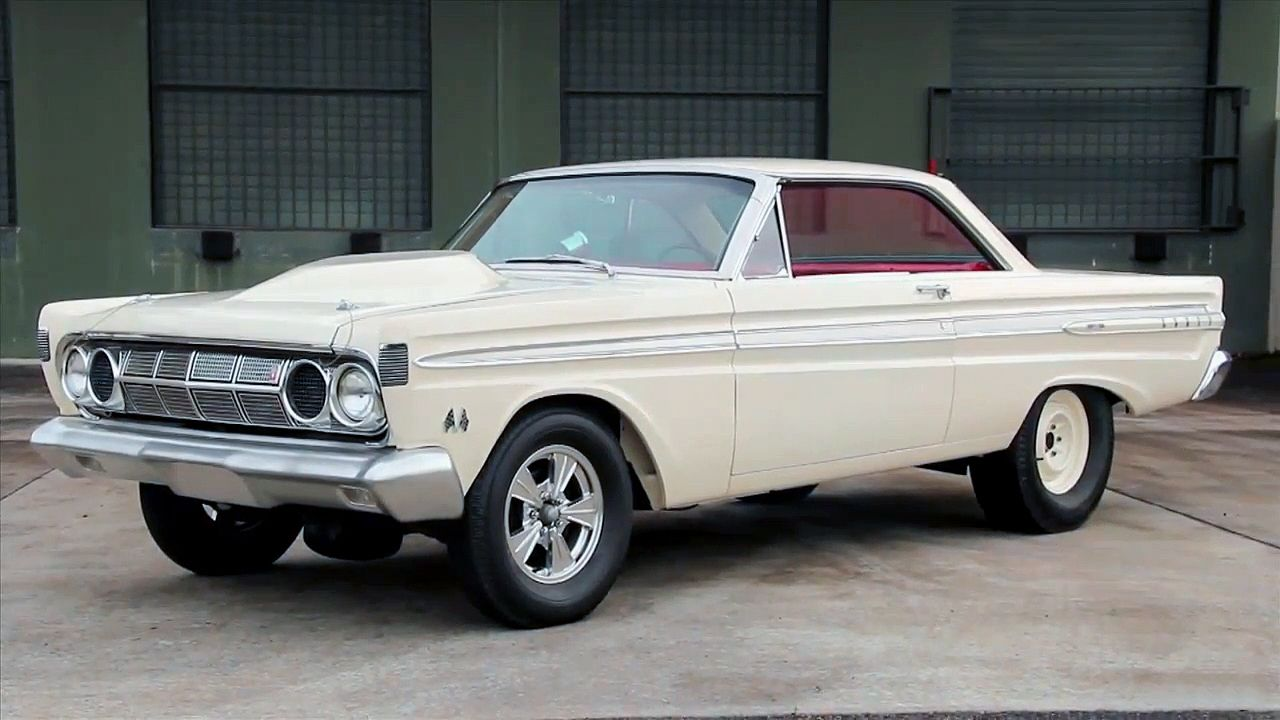 1964 Mercury Comet A/FX 427 | Cool Cars, Motorcycles, Racing