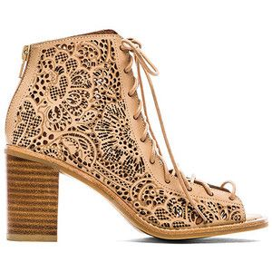 Jeffrey Campbell Cors Lace Up Sandal Shoes