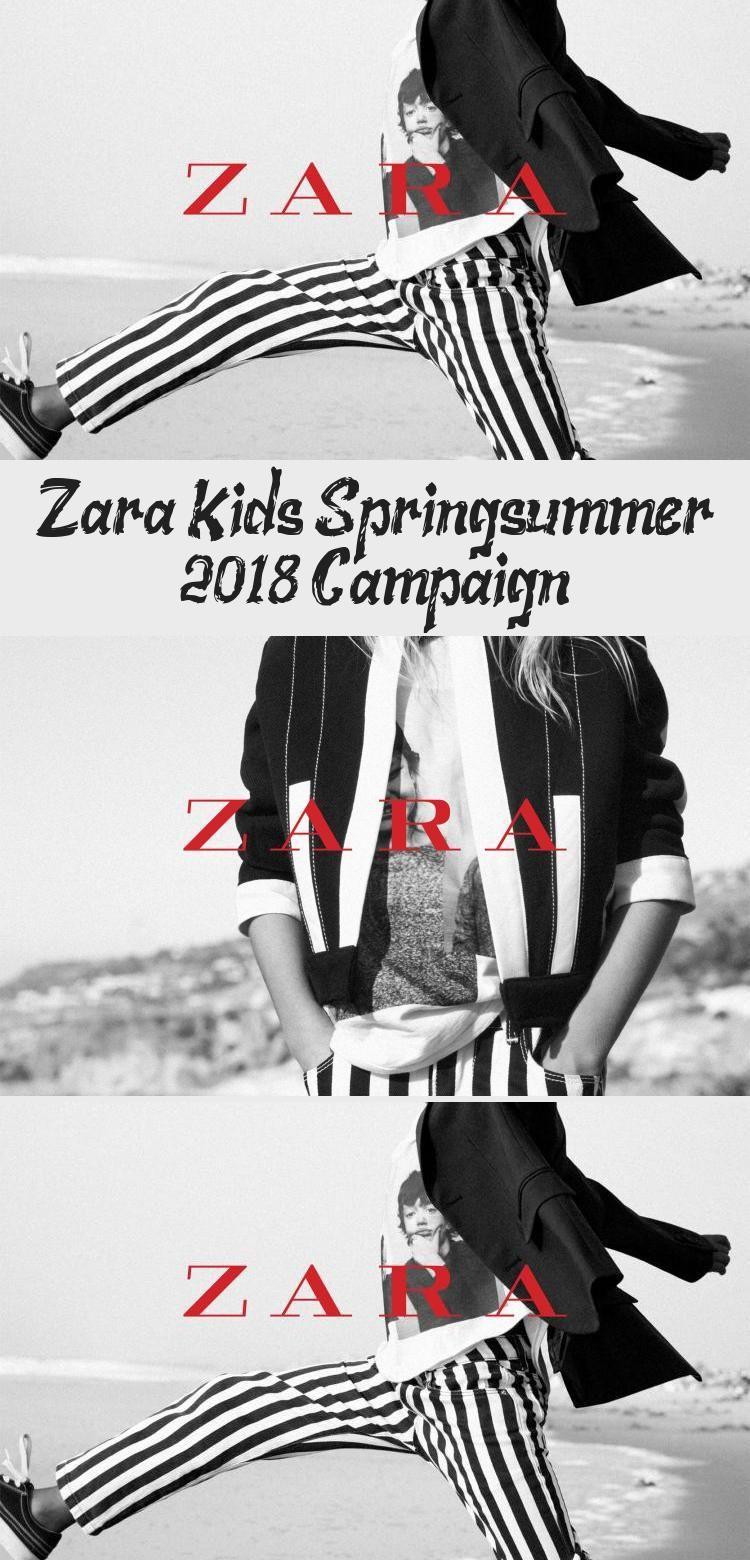 Zara Kids Spring/Summer 2018 Campaign - minilicious.com #zarakids2019 #zarakidsStyle #zarakidsRed #zarakidsFille #zarakidsParty