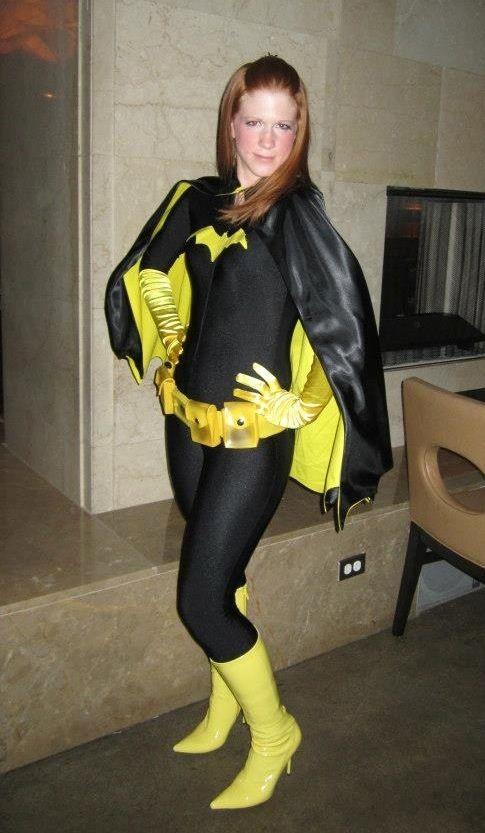 My Batgirl Halloween Costume I M Batman Pinterest