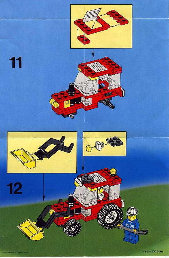 City Soil Scooper Lego 1876 Legoduplo Fun Pinterest Lego