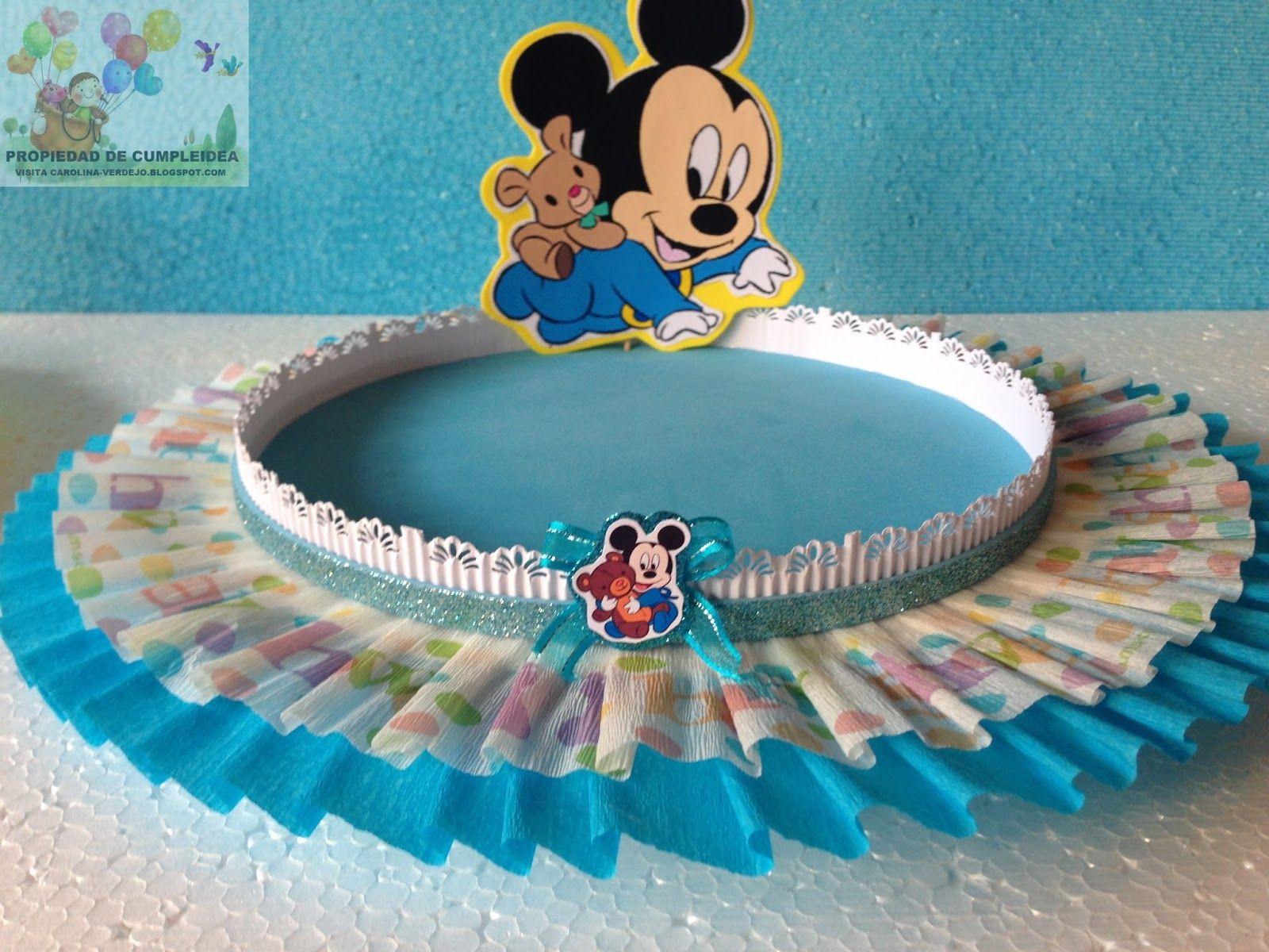 Decoraciones infantiles baby shower adornos para fierta - Decoracion baby shower ...