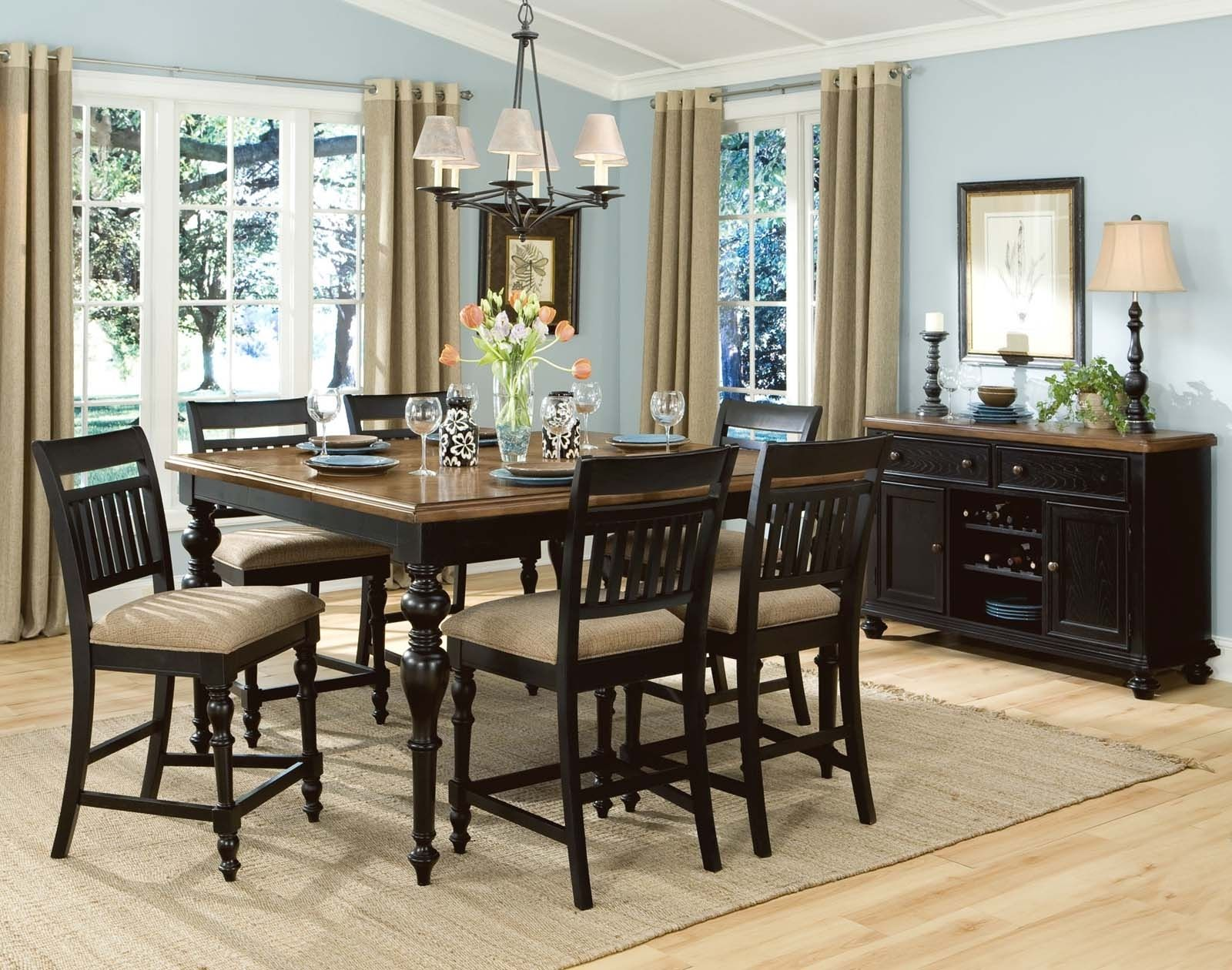 Pub style kitchen table 6 chairs httpsodakaustica pub style kitchen table 6 chairs watchthetrailerfo