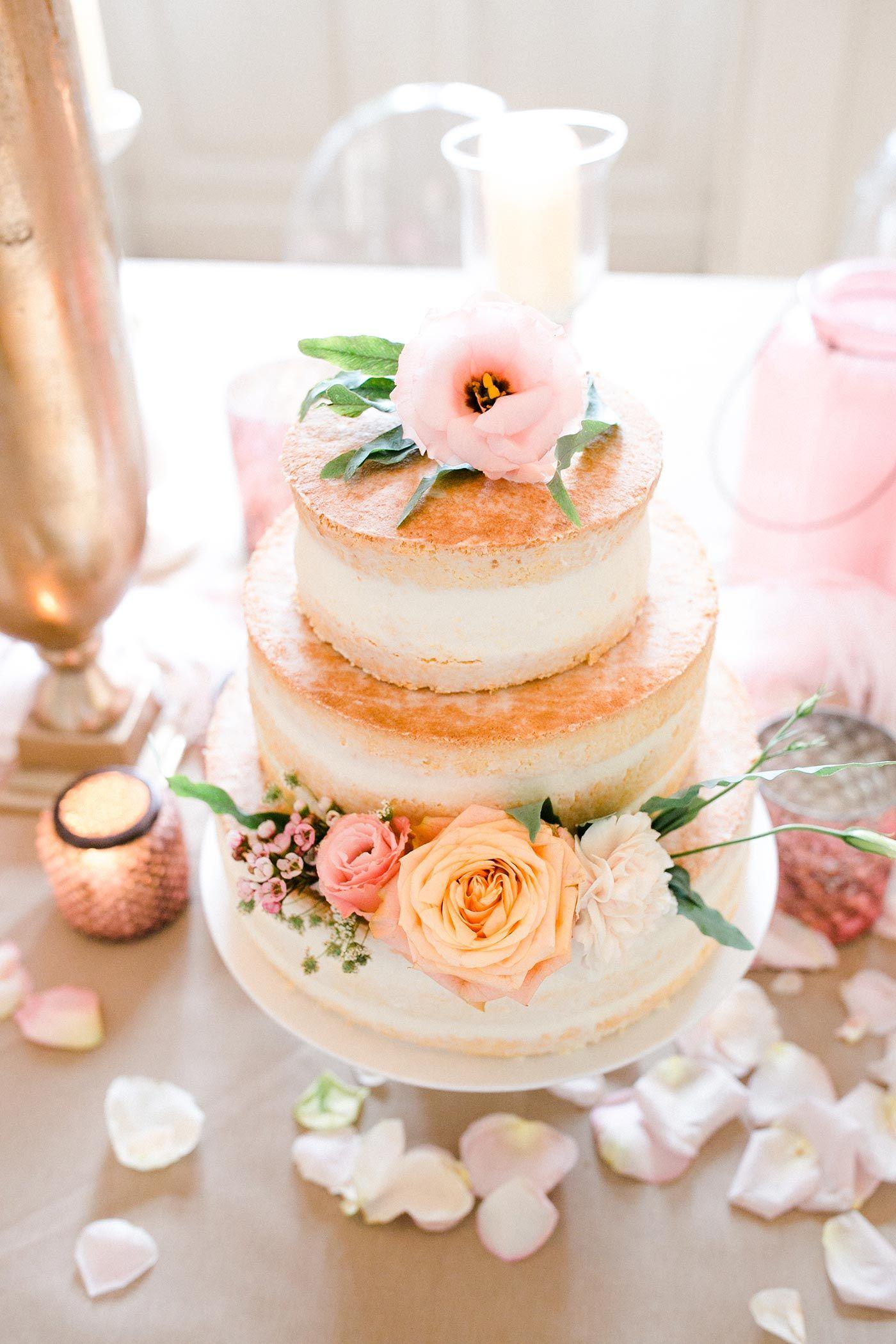 Naked Cake Hochzeitstorte I Bildergalerie Hochzeitstorten In 2018