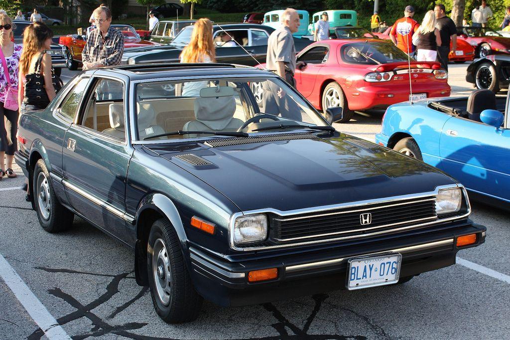 1982 Honda Prelude Coupe Honda Prelude Honda Honda Cars