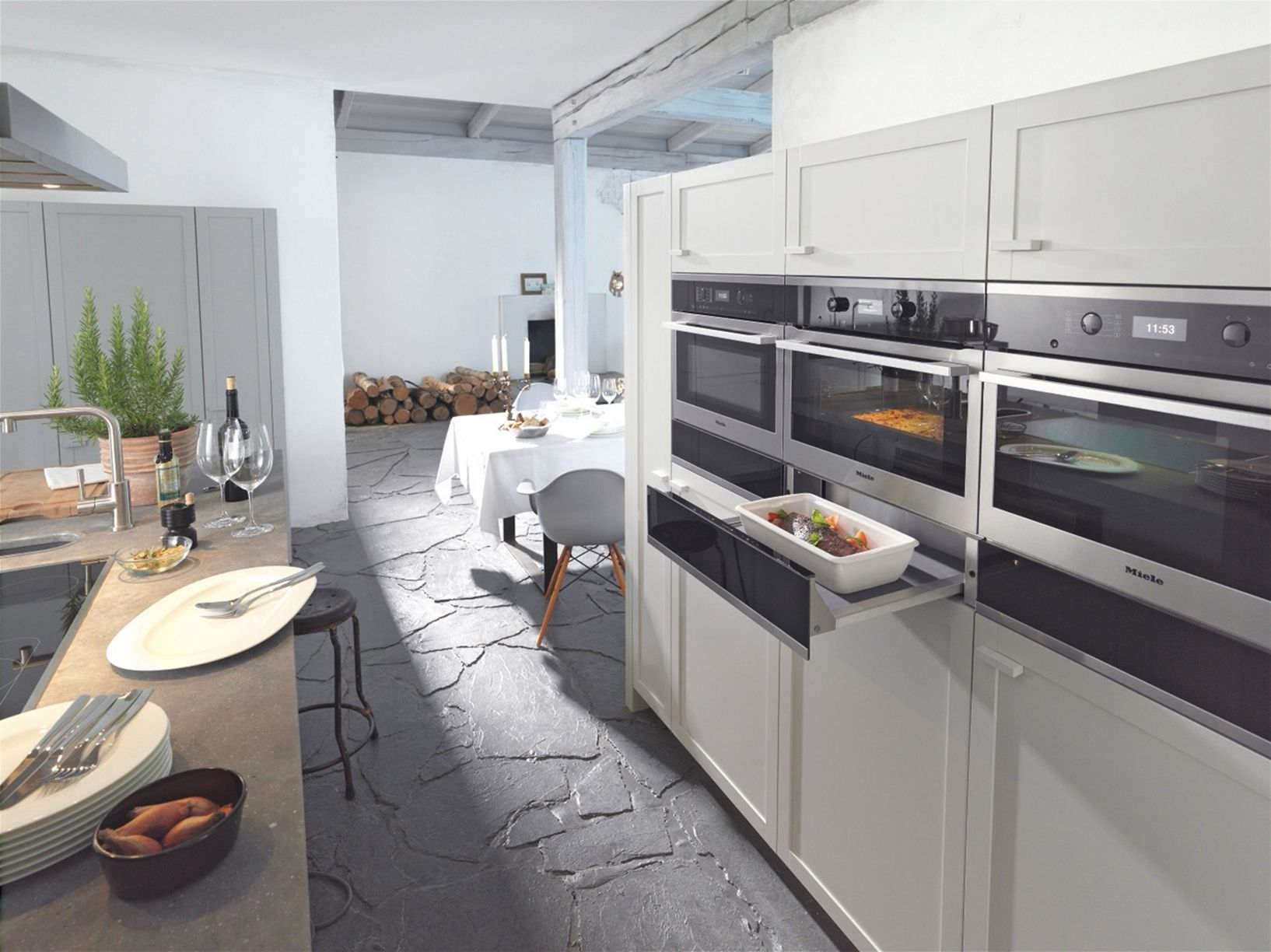 Miele presents New \'PureLine\' and \'ContourLine\' On show at IMM ...