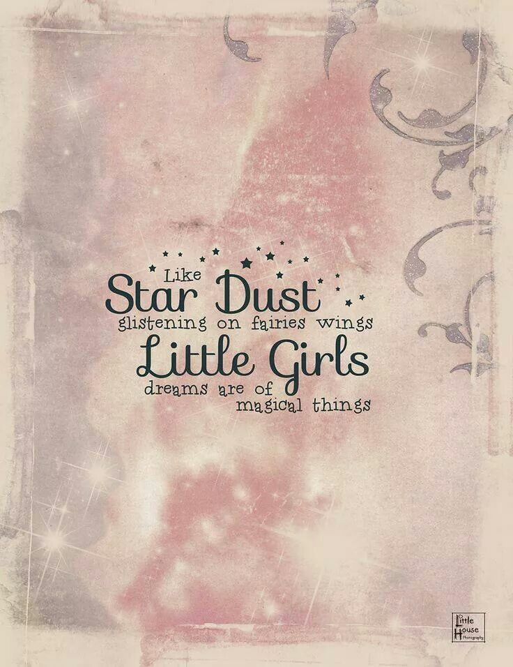 Lovely Little girl quotes, Baby girl quotes, Girl quotes