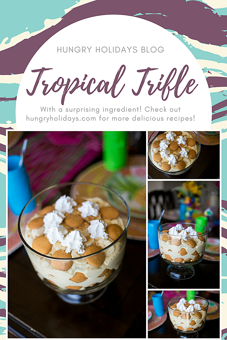 Tropical trifle hungry holidays blog fun food family tropical trifle hungry holidays blog fun food family forumfinder Images