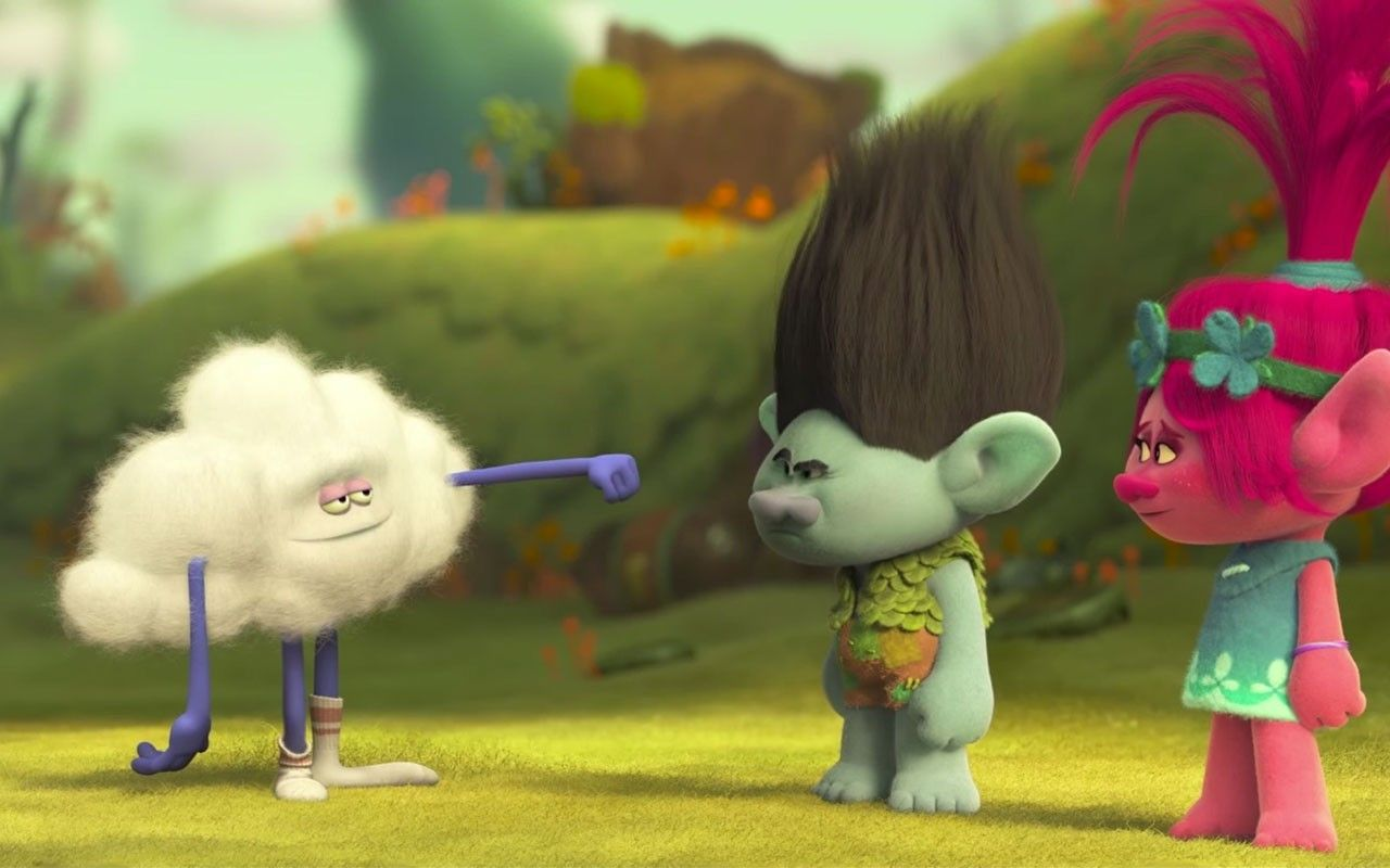 Characters of dreamworks d dreamworks animation photo pictures to pin - Trolls Dreamworks
