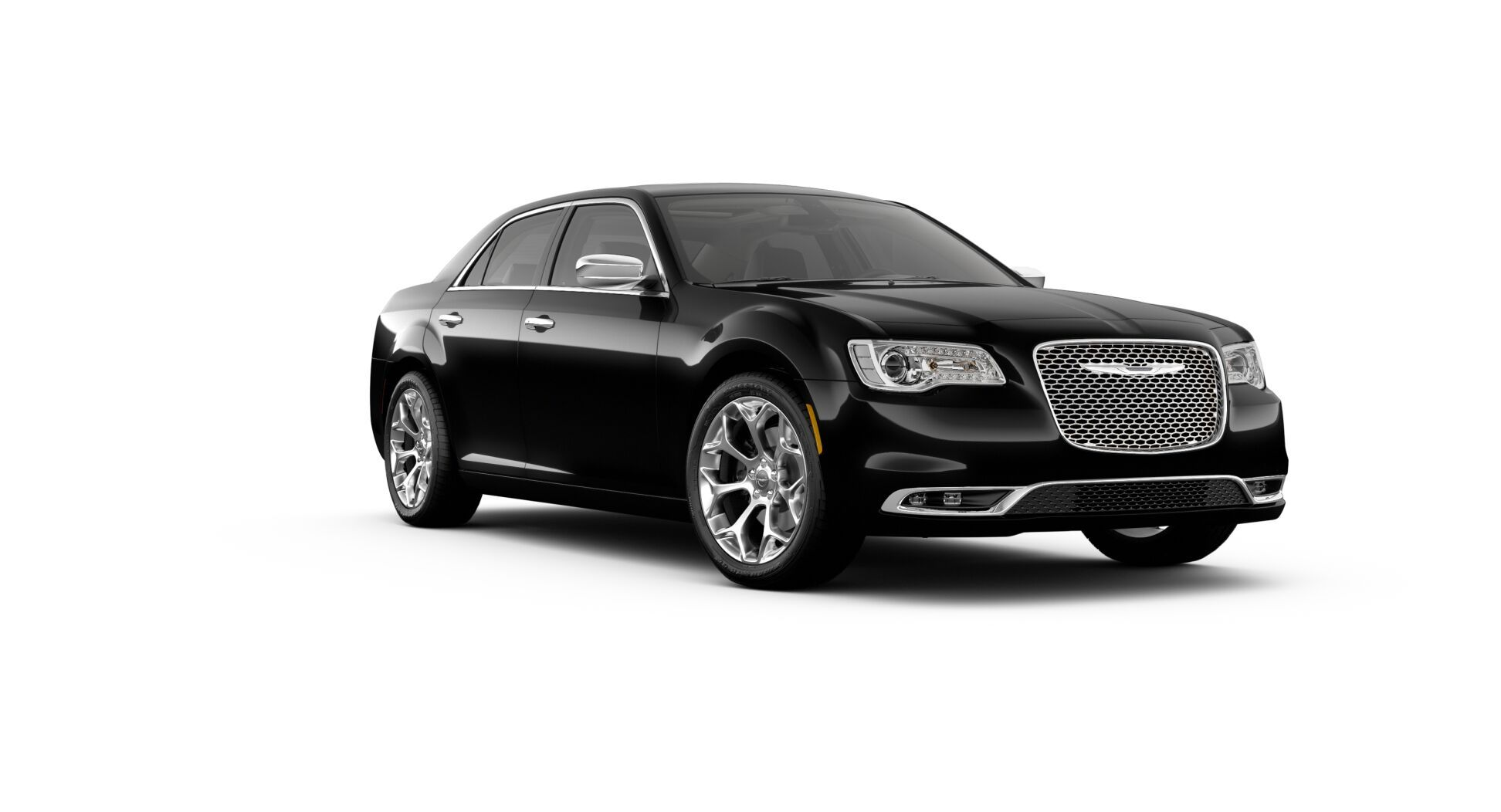 Build & Price Your New Chrysler 300 & Pacifica (2020
