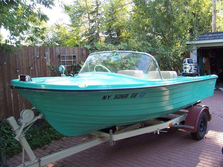 1965 Starcraft Bahama | Fiberglass Boats | Pinterest | Starcraft, Boating and Cars