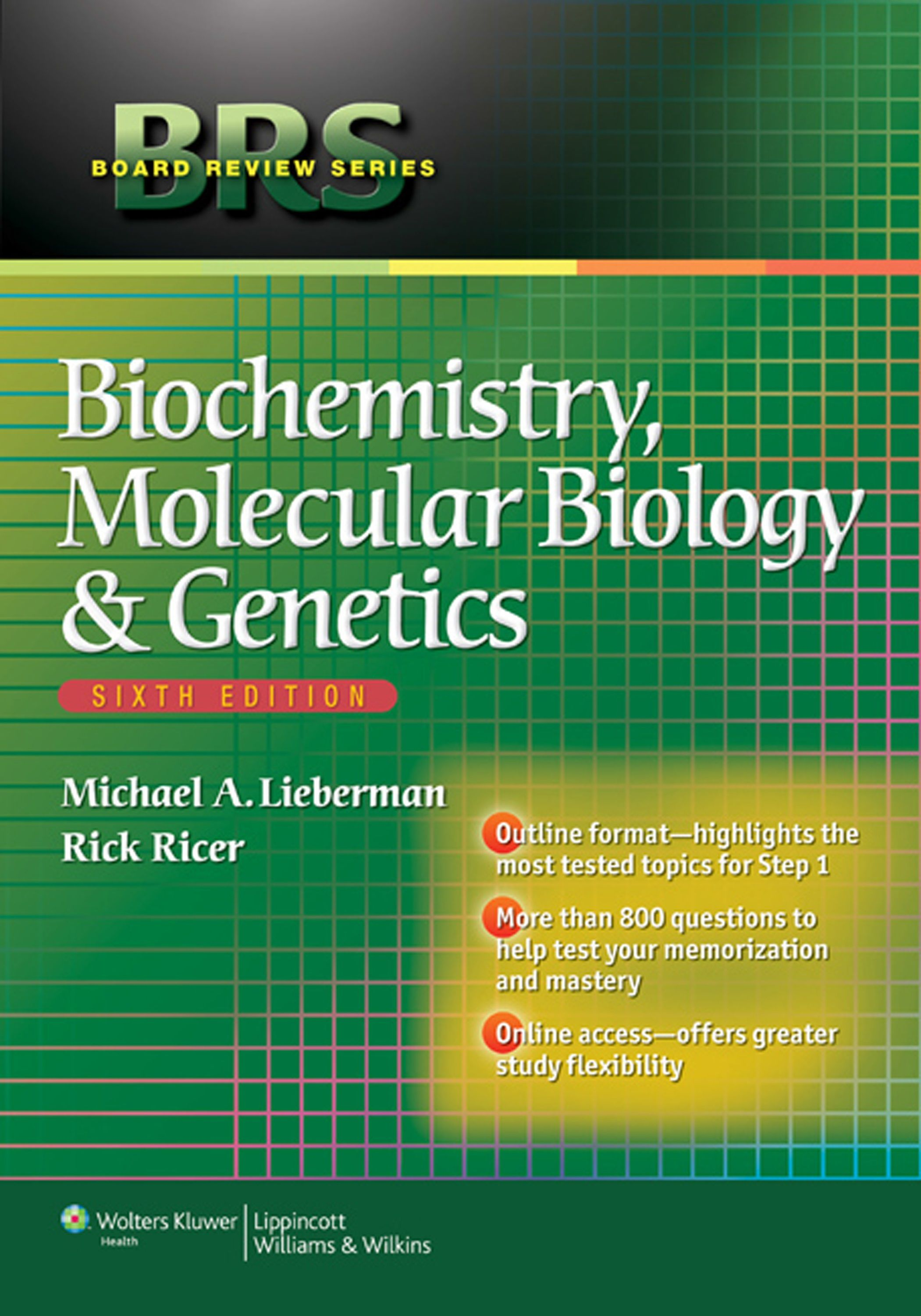 Brs Biochemistry Molecular Biology And Genetics 6th Edition Pdf