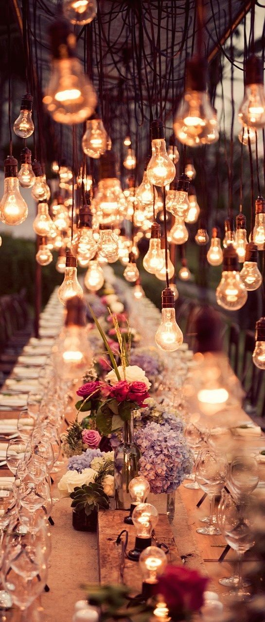 Good Wedding Dinner Party Ideas Part - 9: Decorate Your Dinner Party Table With These 11 Show-Stopping Ideas
