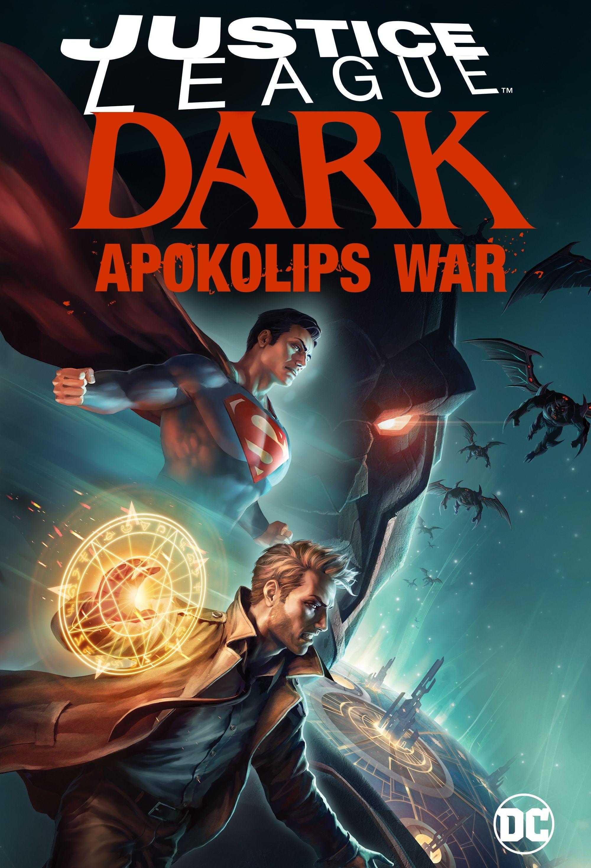 Justice League Dark Apokolips War 2020 Justice League Dark Movie Justice League Dark Justice League Animated