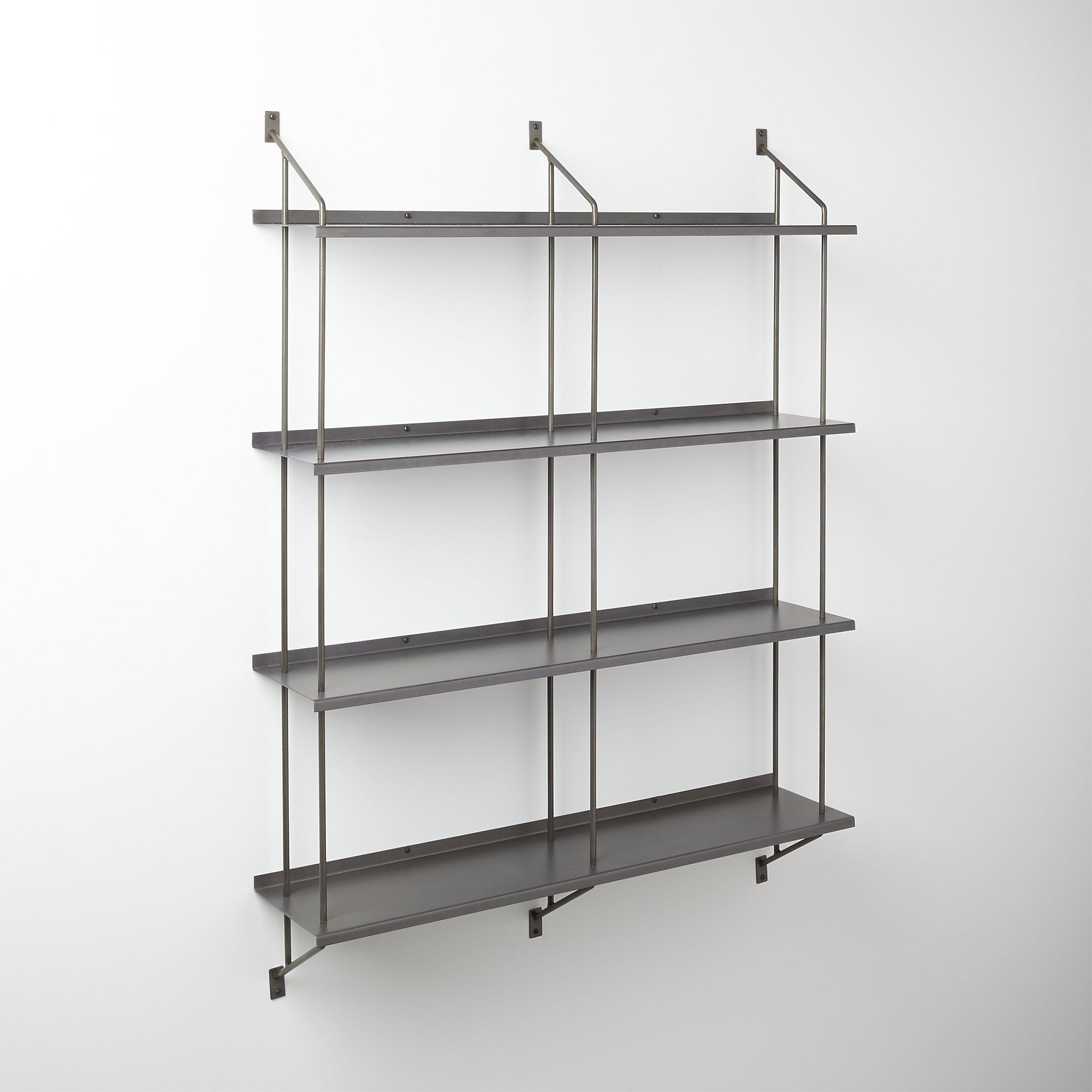 Cb2 Stretch Modular Wall Shelf