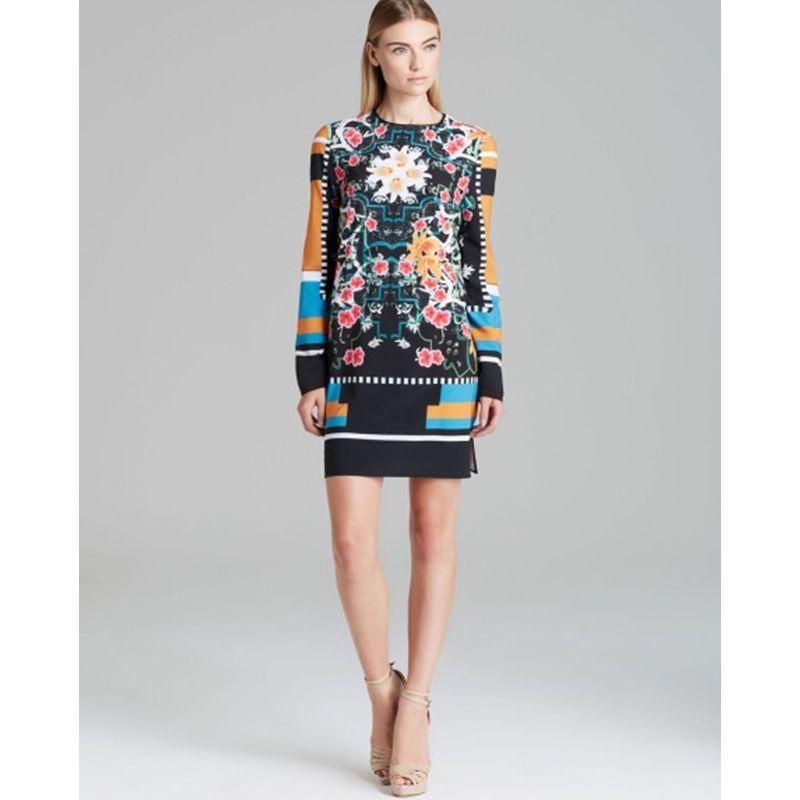 Elegant Women Plus Retro Luxury Dress Party Evening Casual NightclubPrinting S-L