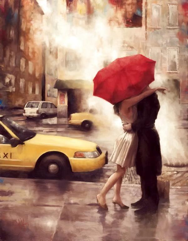 In love, in NYC