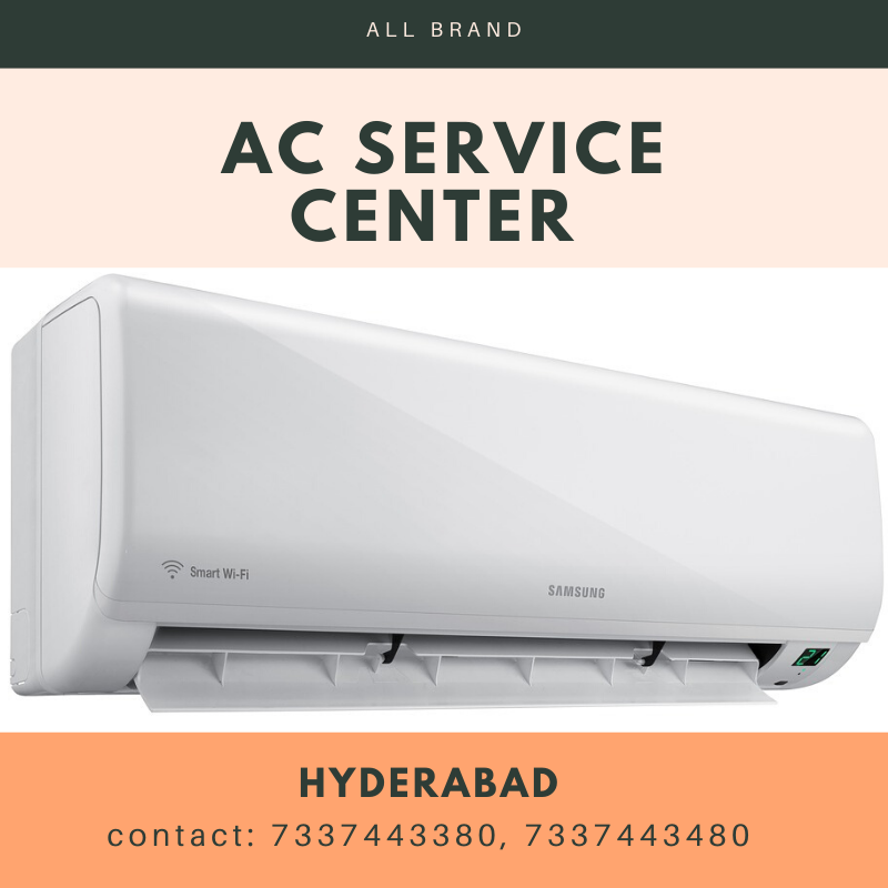 Ac Service Center in Hyderabad is specialized in sorting
