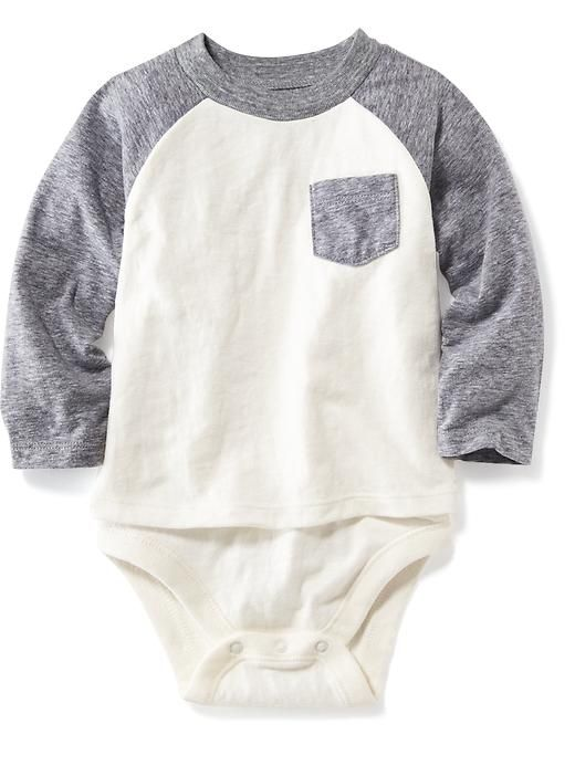 42589eb8c 2-in-1 Bodysuit for Baby Product Image | lil rasin | Baby, Baby kids ...