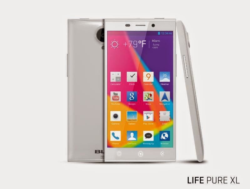 #BLU Life Pure XL Lands on the Virtual Shelves of Amazon