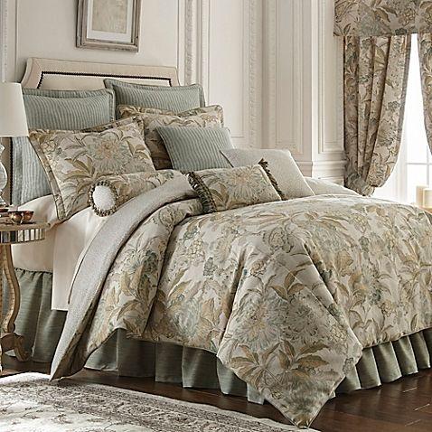 Rose Tree Antibes Comforter Set Bed Bath Beyond Comforter Sets