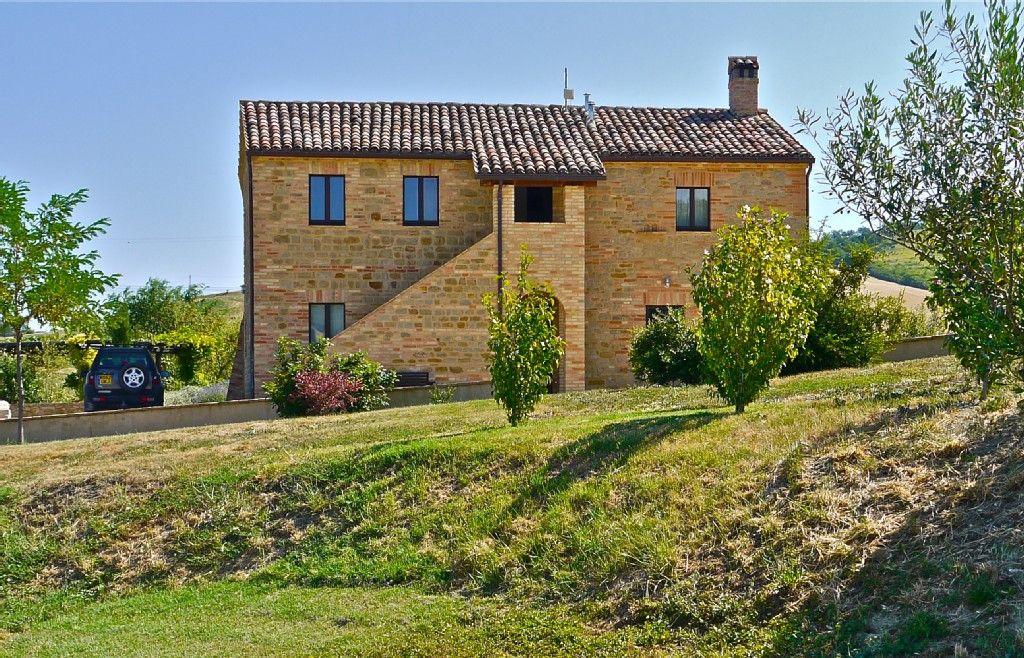 Farmhouse and apartment private entrance. Il Pascolo, my ...