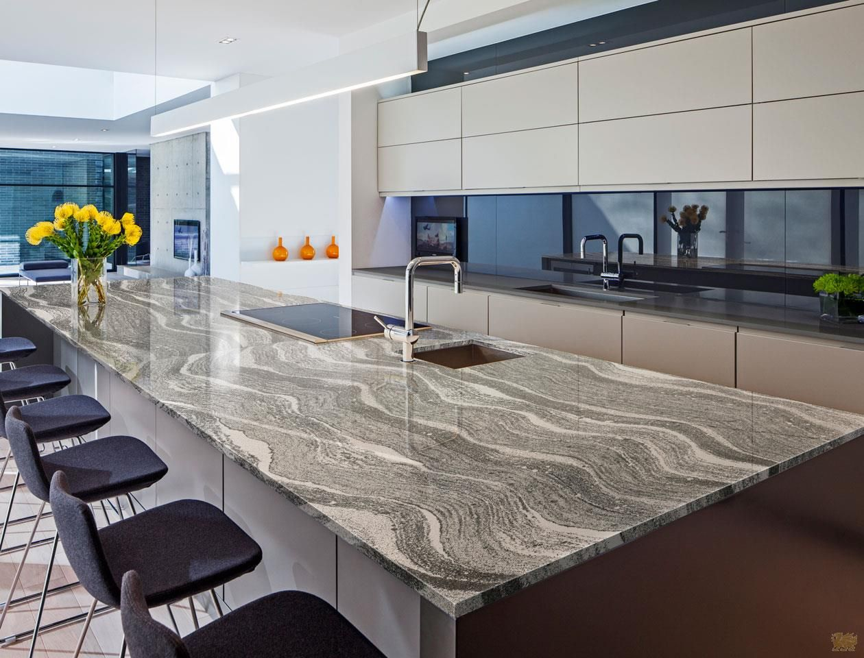 Image Result For Cambria Roxwell Quartz Popular Kitchen