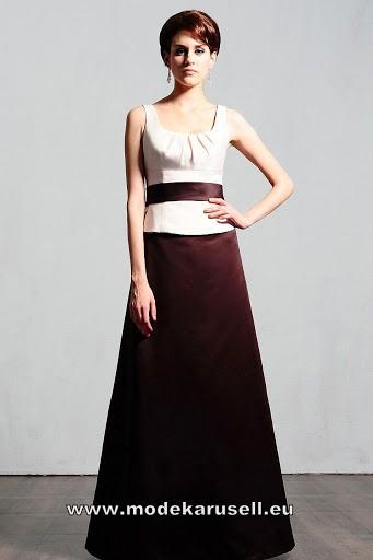 Exklusives Abendkleid Zweifarbig in 2020   Ballkleider ...