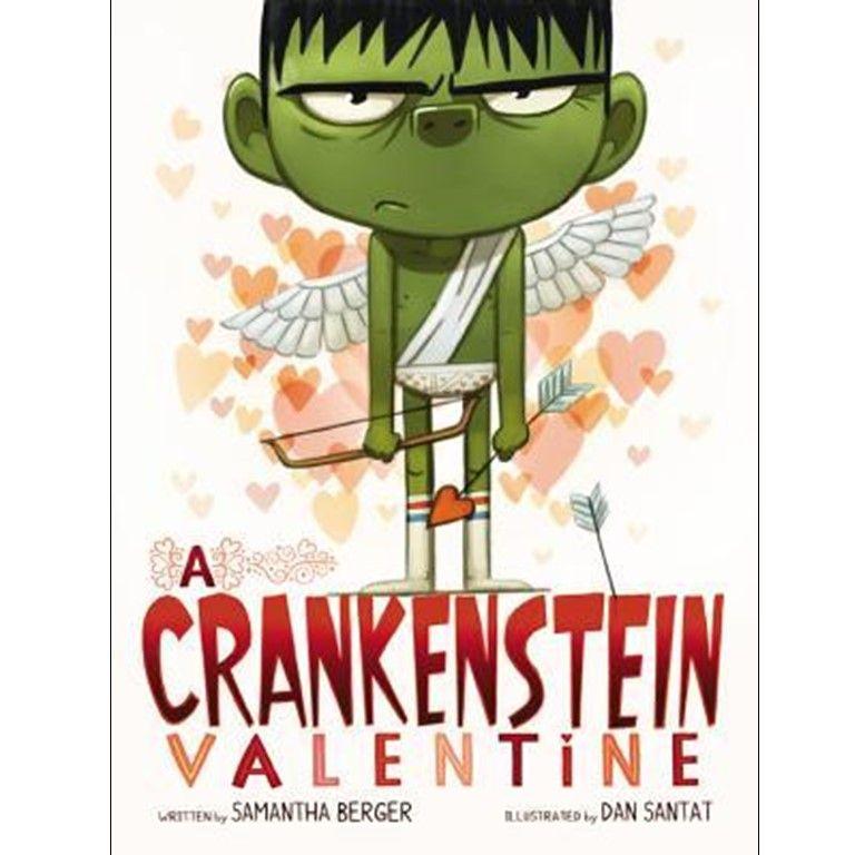 A Crankenstein Valenentine read-aloud lesson plans