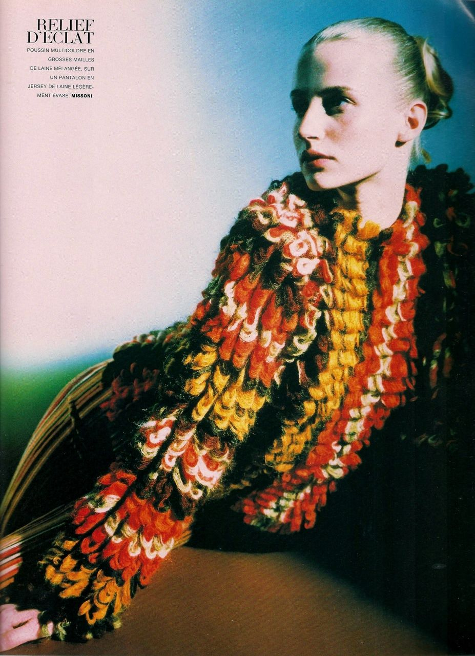 Paris Vogue 1996