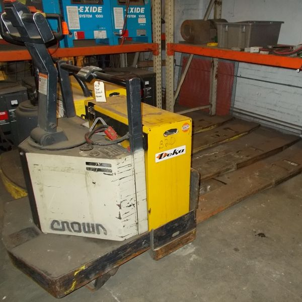 Used Electric Pallet Jacks For Sale By American Surplus Inc Pallet Jack Electric Pallet Electricity