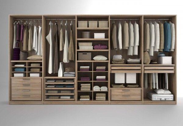 Armadi Ikea Su Misura.Il Cambio Armadio Bedroom Closet Design Closet Layout Dressing