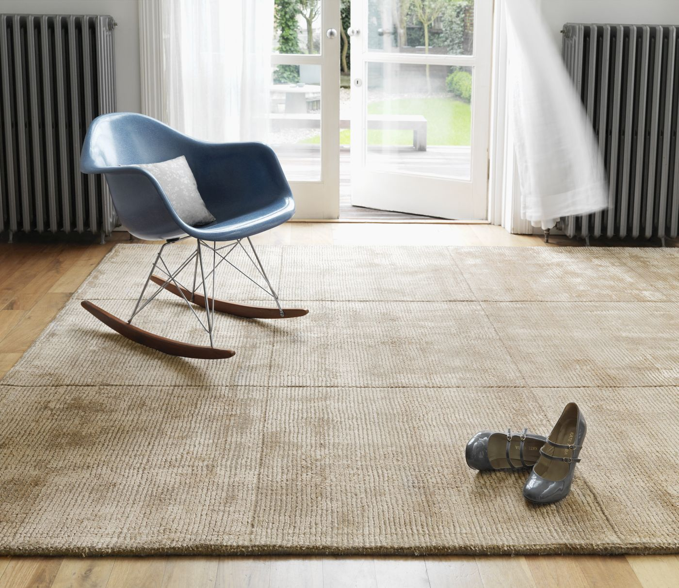 GROSVENOR TAUPE From Asiatic Carpets - London