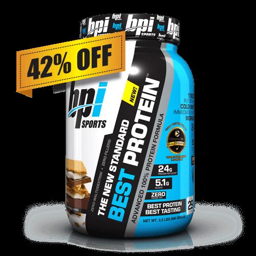Best Protein Best protein, Bpi sports, Protein supplements