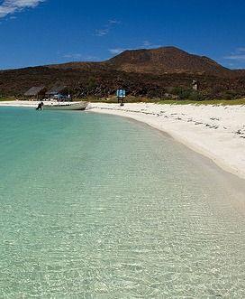 Travel Inspiration Isla Coronado Loreto Mexico