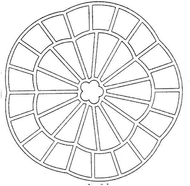 Ausgezeichnet Malvorlagen Für Geometrische Designs Zeitgenössisch ...