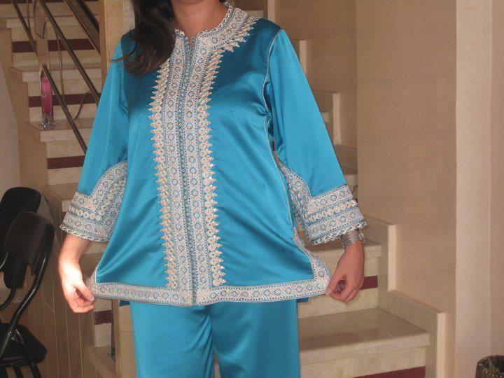 Je cherche une femme marocaine