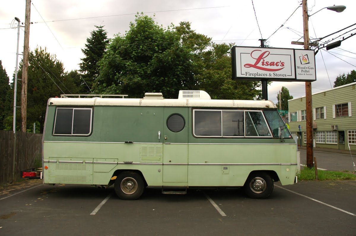 1972 Superior 2200 Classic Campers Vintage Camper Motorhome