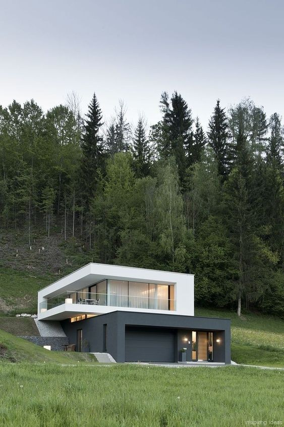 21 The Most Unique Modern Home Design In The World New Modern House Exterior Bungalow House Design House Architecture Design