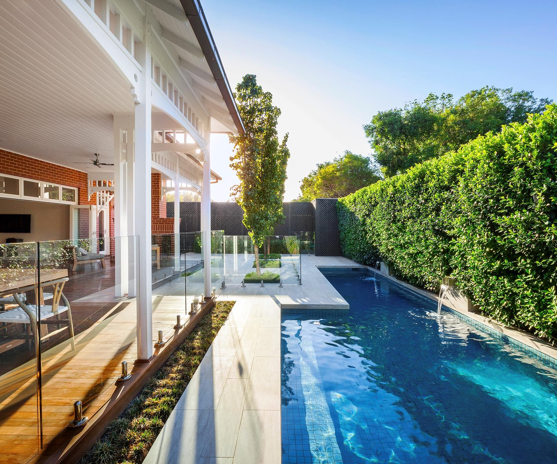 Cutting edge swimming pool design pool designs swimming for Pool and garden show perth